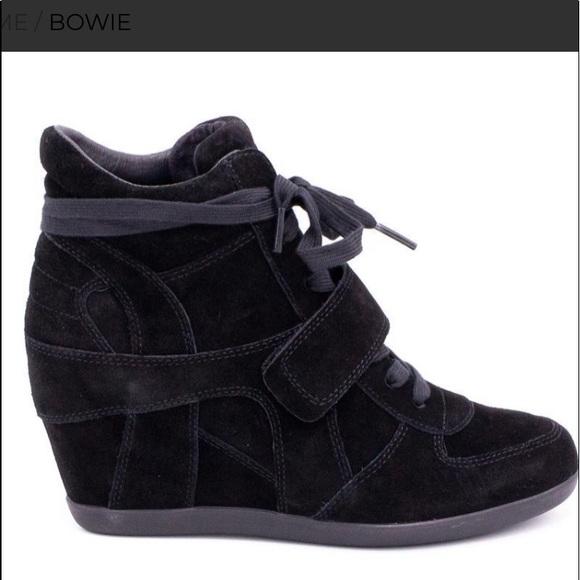 Ash Shoes | Wedge Sneakers | Poshmark